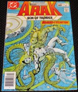Arak, Son of Thunder #16 (1982)