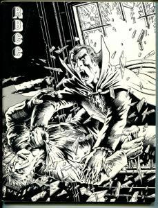 Rockets Blast & Comic Collector #126 1976-Mike Zeck-Pogo-Dracula-EC Comics-FN