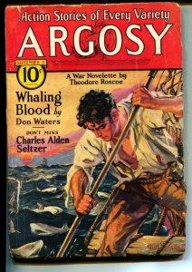 Argosy-Pulps-9/5/1931-Hulbert Footner-Don Waters