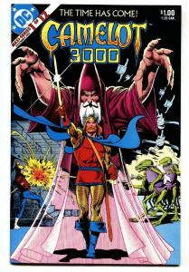 Camelot 3000 #1 DC 1982-1st issue comic book