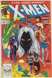 Uncanny X-Men #253