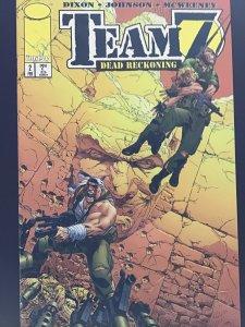 Team 7: Dead Reckoning #2 (1996)