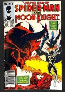 Marvel Team-Up #144 (1984)