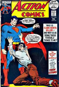 Action Comics #409 VG; DC | low grade comic - save on shipping - details inside