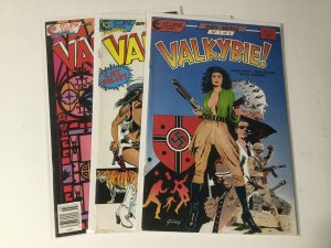 Valkyrie 1-3 1 2 3 Mini Series Lot Set Run Fn Fine 6.0 Eclipse