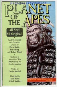PLANET of the APES #1 2 3 ,NM, monkeys, humans, Caesar, 1990, more in store