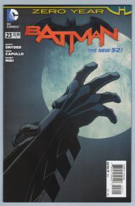 Batman 23 Oct 2013 NM- (9.2) - New 52