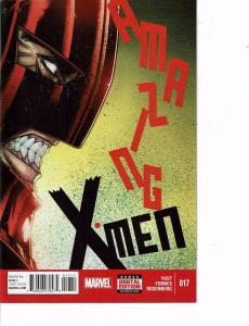 Lot Of 2 Comic Books Marvel Amazing X-Men #17 and #16 ON9