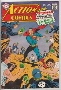 Action Comics #357 (Dec-67) FN+ Mid-High-Grade Superman
