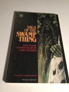 Saga Of The Swamp Thing Tpb Vf Very Fine DC Comics