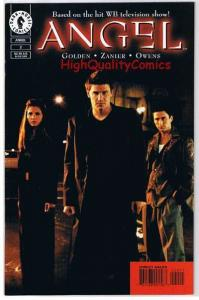 BUFFY the VAMPIRE SLAYER  ANGEL #2, NM+, Joss Whedon, 1999, more BtVS in store