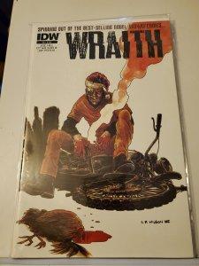 Wraith #2 (2013)