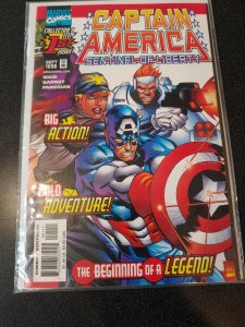 ​CAPTAIN AMERICA #1 SENTINEL OF LIBERTY VF/NM