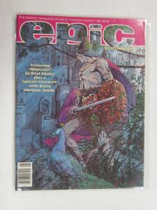 Epic Illustrated (1981 Magazine) #6, 6.0
