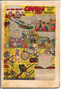 Peter Porkchops #23 1952-DC-swimming prank cover-violent humor-VG-
