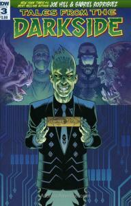 Tales From the Darkside #3 VF/NM; IDW | save on shipping - details inside
