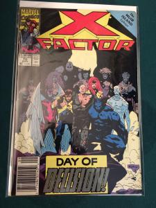 X-Factor #70
