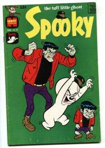 Spooky The Tuff Little Ghost #98 1966-Harvey-Frankenstein-horror-FN+