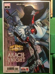 Arach-Knight #1 Infinity Wars