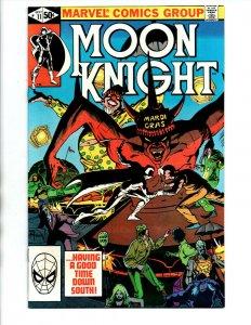 Moon Knight #11 - Bill SienKiewicz - 1981 - (-NM)