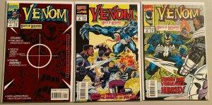 Venom nights of vengeance run:#1-3 9.4 NM (1994)