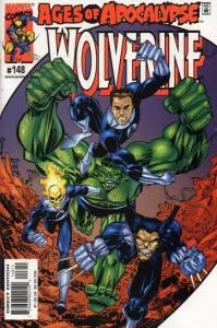 WOLVERINE (1988 MARVEL) #148 NM- A79078