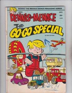 Dennis The Menace Bonus Magazine Series! Issue 112!