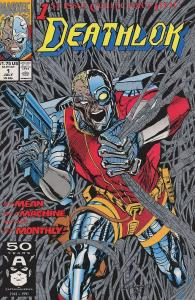 DEATHLOK #1-34,Annual 1-2, 25-Different, Cyborg Romp