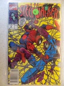 SLEEPWALKER # 5 SPIDER-MAN