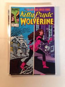 Kitty Pryde And Wolverine 1-6 Complete Near Mint Lot Set Run