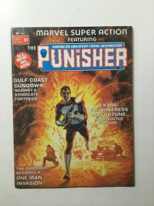 Marvel Super Action Volume 1 No. 1 Magazine Very Fine Vf 8.0 1976 Marvel