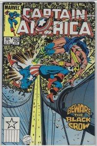 Captain America #292 (1984)