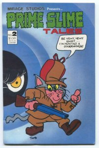 PRIME SLIME TALES #2, VF/NM, Mirage Studios, 1986 more indies in store