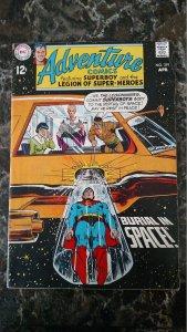 Adventure Comics #379 (Apr 1969, DC) FN