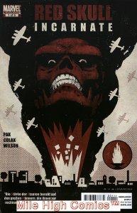 RED SKULL  (INCARNATE) (2011 Series) #1 Near Mint Comics Book