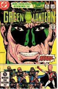 Green Lantern #160 (1960 v2) Omega Men NM-