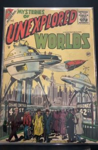 Mysteries of Unexplored Worlds #2 (1957)