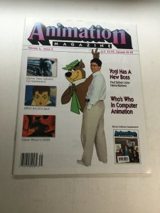 Animation Magazine Volume 6 Issue 2 Fn/Vf Fine/Very Fine 7.0