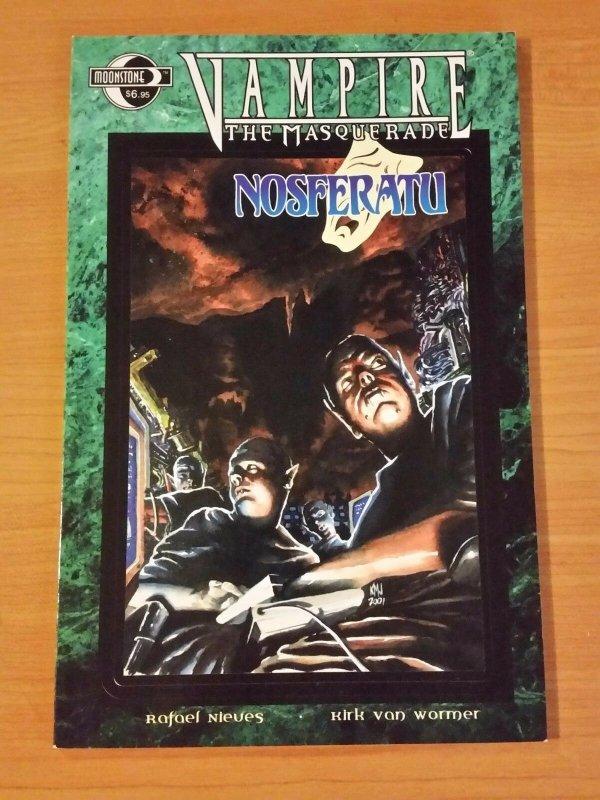 Vampire the Masquerade: Nosferatu #1 ~ NEAR MINT NM ~ 2002 Moonstone Comics