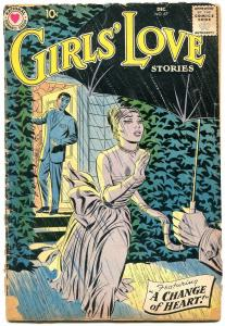 Girls' Love Stories #67 1959- DC Silver Age Romance G