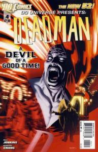 DC Universe Presents (2011 series) #4, NM (Stock photo)