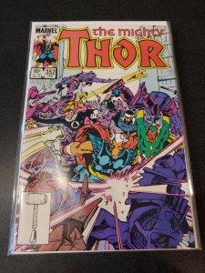 Thor #352 (1985) BETA RAY BILL