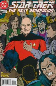 Star Trek: The Next Generation #80 VF/NM; DC | save on shipping - details inside