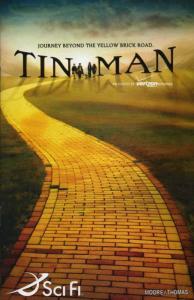 Tin Man Ashcan #1A VF/NM; Virgin | save on shipping - details inside