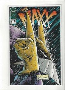 Sam Keith's The Maxx # 3 Image Comics Unread NM