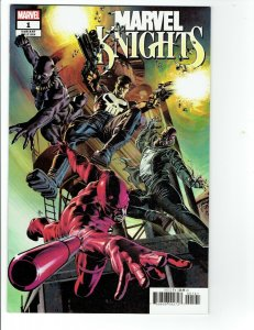 2019 Marvel Comics Marvel Knights  #1 Mike Deodato Variant Cover NM-