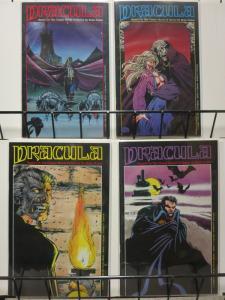 DRACULA  (1989 ET) 1-4  Bram Stoker adapted