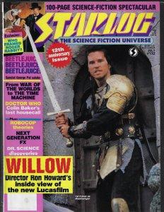 Starlog #132 - 1988