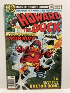 Howard The Duck #30 -