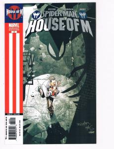Spider-Man House Of M # 2 NM Variant Marvel Comics Limited Series Avengers S93